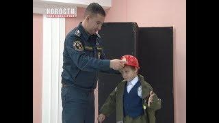 В рамках  акции «МЧС – за безопасное детство» пожарные Чувашии проводят открытые уроки