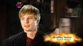 Merlin Secrets&Magic s01e4 - Быть деве королевой
