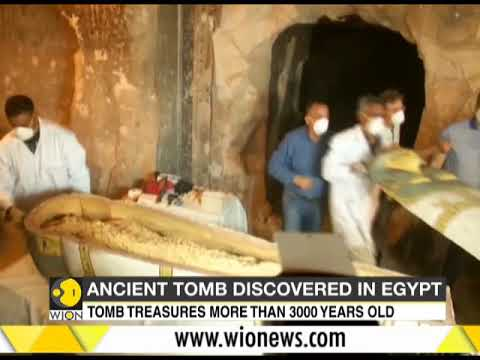 Archaeologists unveil ancient Luxor tomb