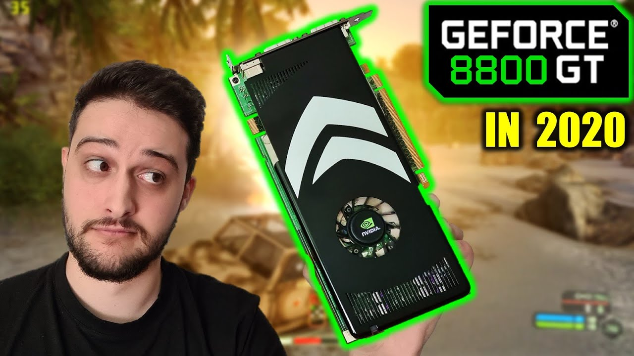 Download GeForce 8800 GT | One of the Most Popular Nvidia GPUs of All Time!
