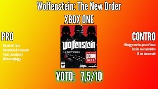 Wolfenstein: The New Order - Review ITA Xbox One