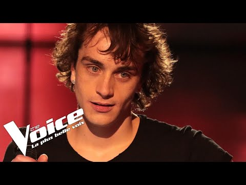 The Police (Roxanne) | Xam Hurricane | The Voice France 2018 | Blind Audition