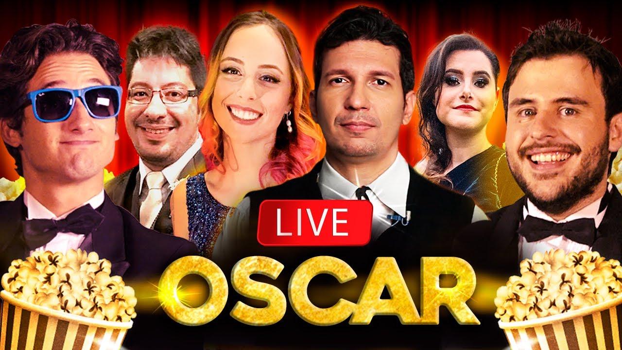Resultado de imagem para OSCAR 2020 🏆| LIVE DO PIPOCANDO 🔴com Lully, Super8 e CONVIDADOS ESPECIAIS