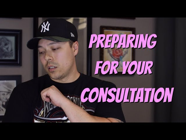How to Prepare for a Tattoo Consultation