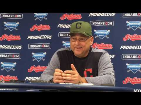 Terry Francona looking to help Danny Salazar through struggles