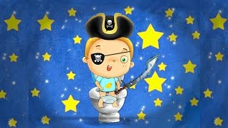 Pirate Pete's Potty   Potty Training Video For Toddlers