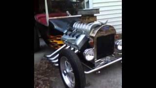 Mini Ford Model T Hemi Go Kart