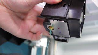 Da Vinci Jr. 1.0 - Advanced Nozzle Cleaning