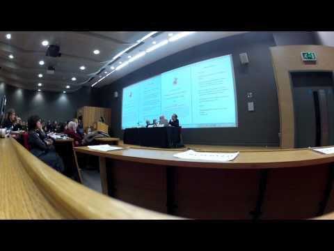 Turkey - Armenia Relations at LSE London - part 1