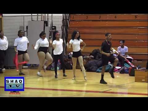 Drum Major & Dance  tryout  pt 1 OPHS