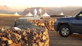 زيارة العلا في المملكة العربية السعودية
