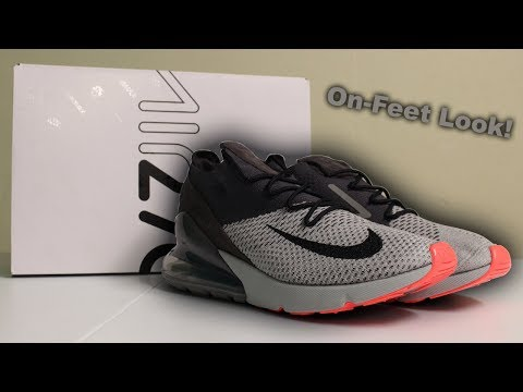 Nike Air Max 270 Flyknit On-feet Review