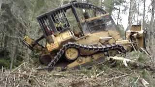 527 Caterpilla Tracked Skidder