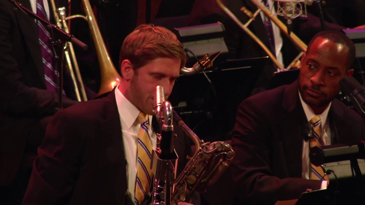 AGALLU SHOLA from Wynton Marsalis's OCHAS - Jazz at Lincoln Center Orchestra with Wynton Marsalis