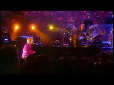 Elton John - Someone Saved My Life Tonight mp3