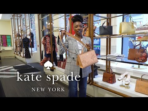 niesha's top picks | august new arrivals | talking shop with niesha | kate spade new york