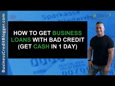 how-to-get-business-loans-with-bad-credit
