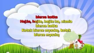Karaoke dla dzieci - Rolnik sam w dolinie - z wokalem ( www.letsing.pl )