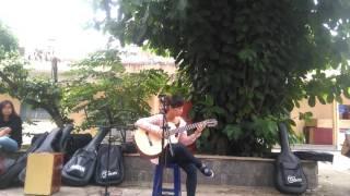 (CLB GuitarSGU Contest)Tìm lại Nụ Cười- Hồng Nhung