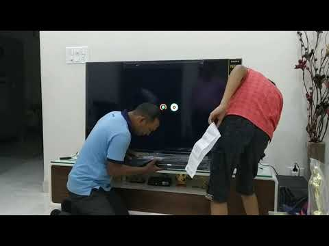 SONY 55 INCH LED UHD 4K SMART (ANDROID) TV KD-55X8000G - UNBOXING & REVIEW | TECH WITH SAKSHAM