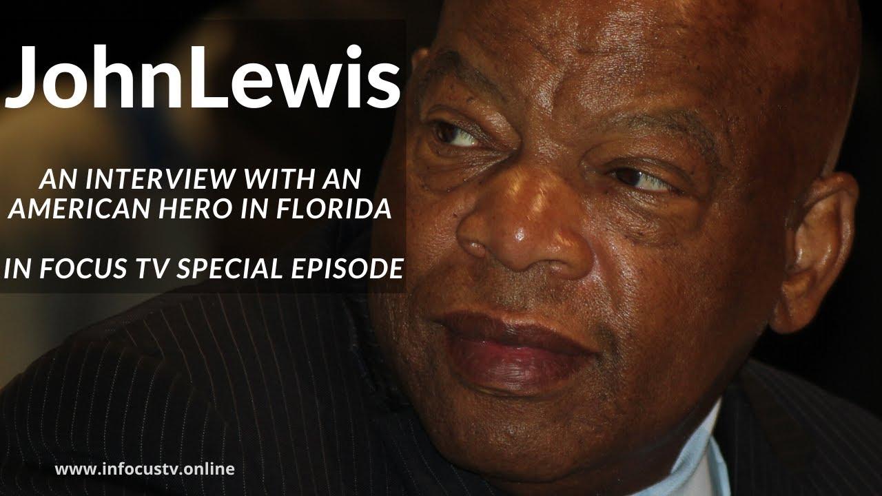 John Lewis: An African American Hero Infocus TV Special