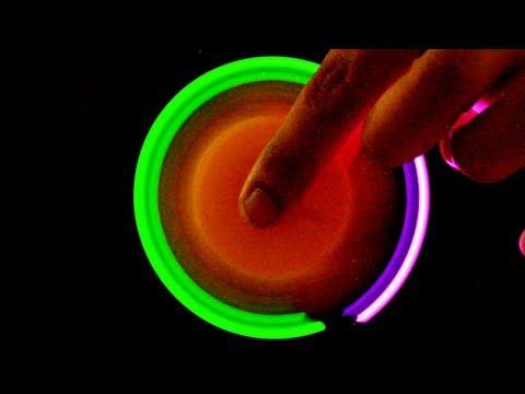 Как сделать LED Fidget Spinner без подшипника - Игрушка Fidget