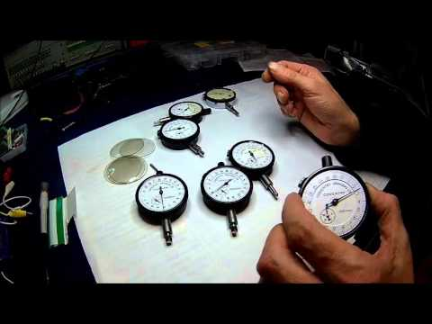 Dial Indicator tear down, inspection and repair