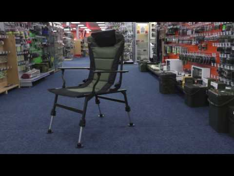Fishing Republic | Cobra Arm Chair