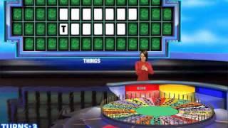 Wheel of Fortune 2 Gameplay #9