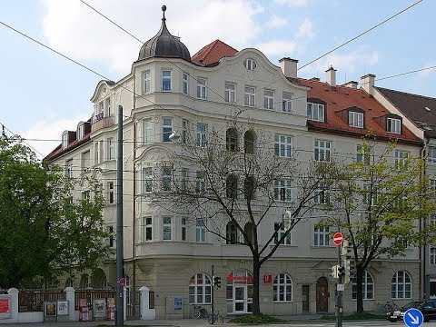 Places to see in ( Munich - Germany ) Schwabing