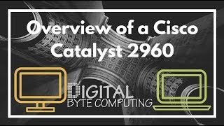 Physical overview of a Cisco Catalyst 2960 Series Network Switch(Brief and simple overview of a basic Cisco 2960 Switch. This device allows all your network devices to communciate with each other via this ethernet switch., 2014-11-20T23:12:57.000Z)