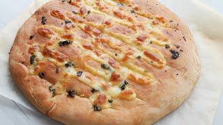 Как приготовить сырно чесночный хлеб