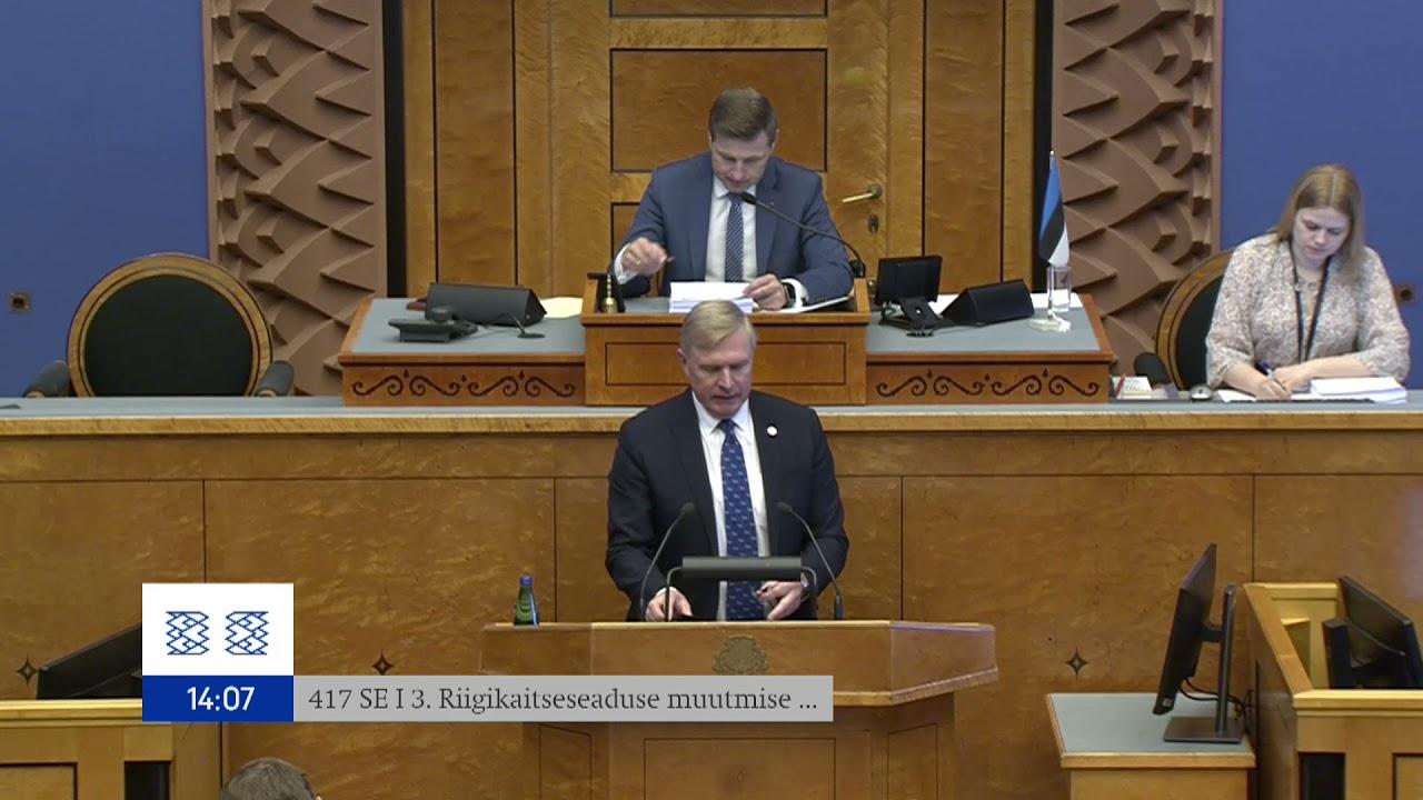 Download Riigikogu istung, 13.10.2021