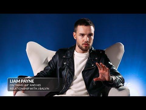 Liam Payne Thinks He Looks Like J Balvin