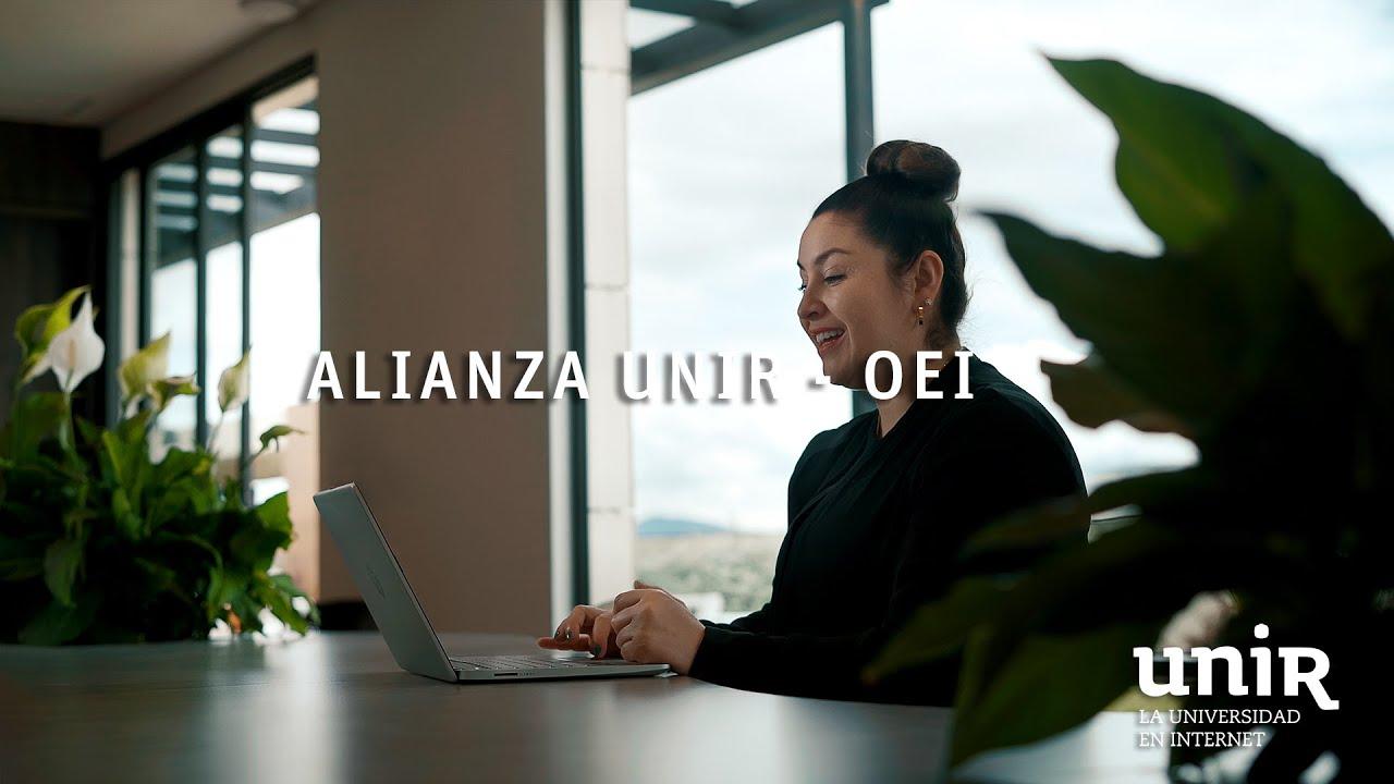 UNIR y la OEI consolidan su alianza para formar en competencias digitales a docentes iberoamericanos