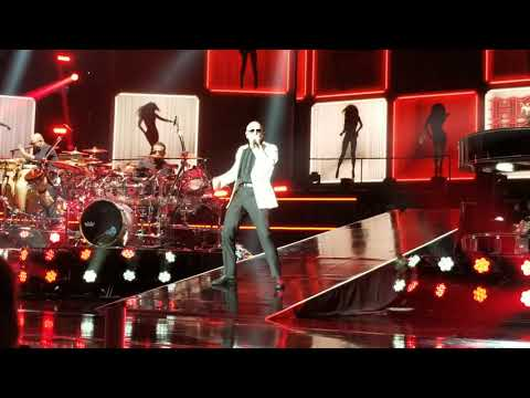Pitbull Live - Hotel Room Service!!! Planet Hollywood, Las Vegas 2018!!!
