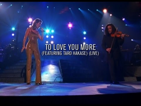 Download Céline Dion - To Love You More (Live In Memphis) [HQ]