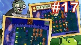 Plants vs Zombies - Попытка пройти бесконечный Vasebreaker 15 раз (Вазобой)