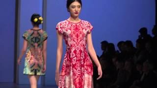 EKATERINA KUKHAREVA Fashion Week SS16