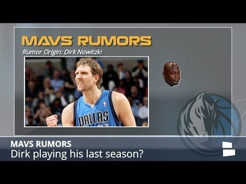 Mavericks Rumors: Mo Bamba To Mavs At #5, Dirk Nowitzki May Play In 2019, DeMar DeRozan Trade Rumors