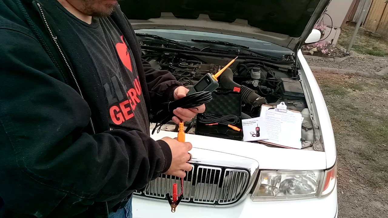 Vxdas Vsp200 Power Automotive Circuit Tester Kit Probe Trailer Wire Vehicle Wiring Voltage Continuity