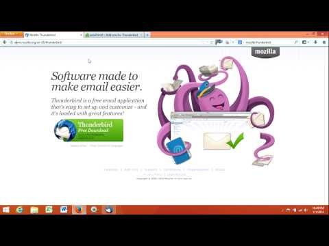 AutoPrint Tutorial for Mozilla Thunderbird - Print Emails Automatically for Online Store