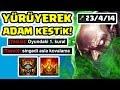 LEAGUE OF LEGENDS'IN EN ZEHİR ŞAMPİYONU!! 3LÜ PROXY + LCS FARM + DOKUNMADAN KİLL = SINGED !!