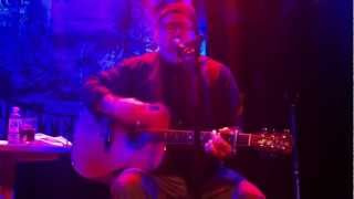Everlast - An Acoustic Evening - Stone in my Hand - 10.12.2012 - Hamburg Fabrik