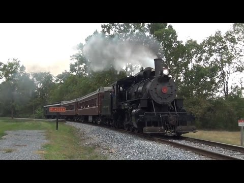 Everett Railroad: Steam Into The Cove