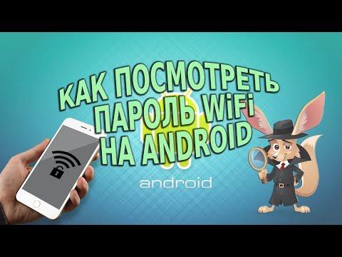 Как посмотреть пароль WiFi на Android