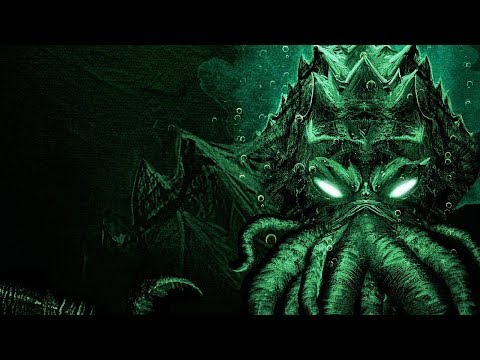 THE CALL OF CTHULHU H.P. Lovecraft | Halloween Scary Stories + Creepypastas | Classic Horror