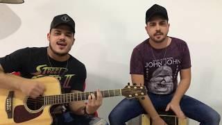 Zé Neto e Cristiano - BEBIDA NA FERIDA - #EsqueceOMundoLaFora (cover) Fausto e Martim