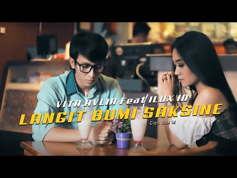 VITA ALVIA feat ILUX - LANGIT BUMI SAKSINE NEW 2018 OFFICIAL VIDEO