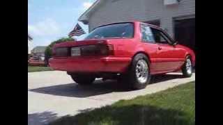 363 Mustang idle. Anderson N-113hl cam.